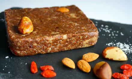 Brownie: Easy Raw & Vegan