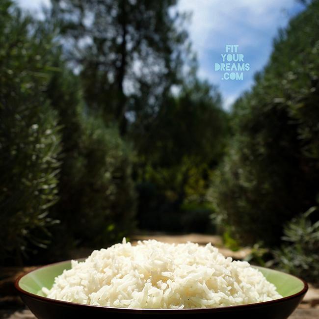 Un riz basmati pas comme les autres…