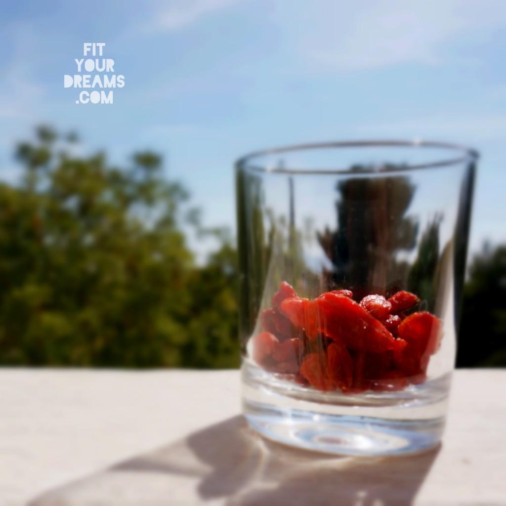 La baie de goji, fruit du bonheur