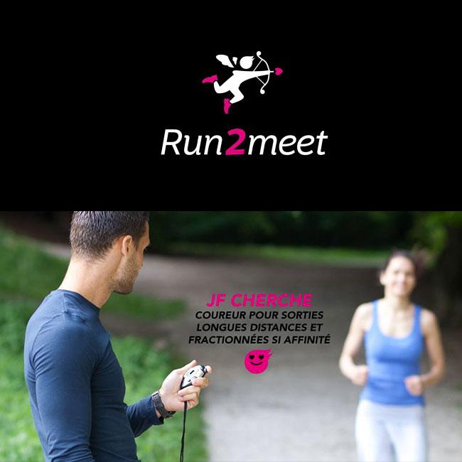 Run2meet : faire du sport à deux c'est quand même mieux !