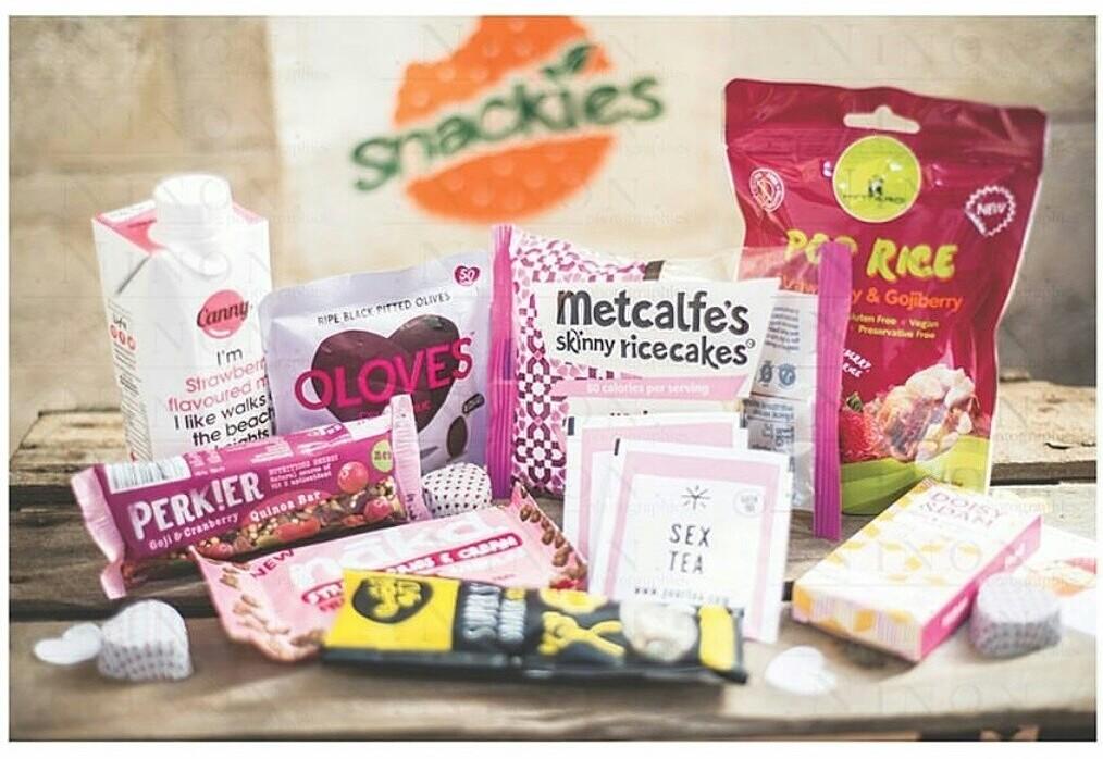 Snackies : la box saine et gourmande !